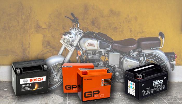 Choisir sa batterie moto