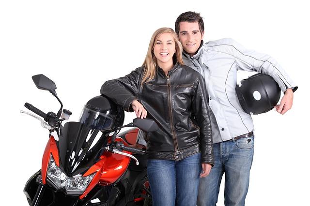 blouson moto